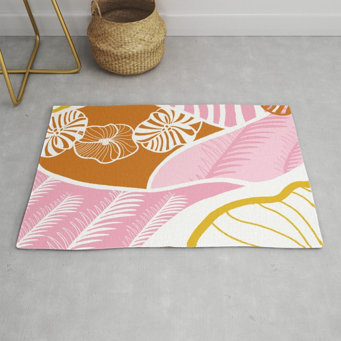 Hawaii Rug By Sunshinecan Society6