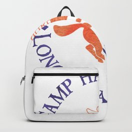 camp half blood logo Backpack