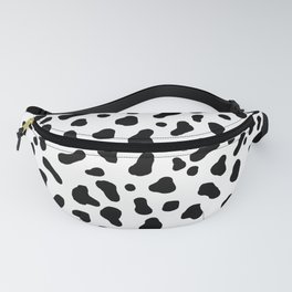 Cow Pattern Fanny Pack