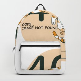 It's The Heart Afraid Of Breaking That Never Learn Backpack