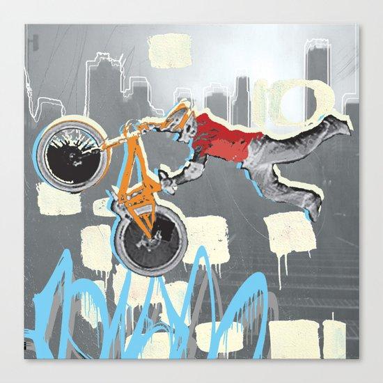 freestyle Canvas Print