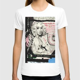 Drawn Attention T-shirt