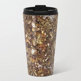 Champagne & Gold Travel Mug
