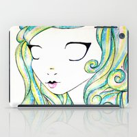 fairy iPad Cases featuring Fairy by Caitlin Roberts