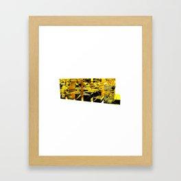 KIHL BEE TEE Framed Art Print