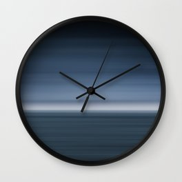 Of the Sea Wall Clock