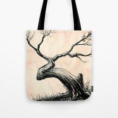 Tree in Bloom  Tote Bag