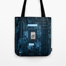 Intel Motherboard Tote Bag