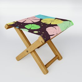Water Lily Folding Stool