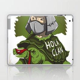 Hola Clan Laptop & iPad Skin