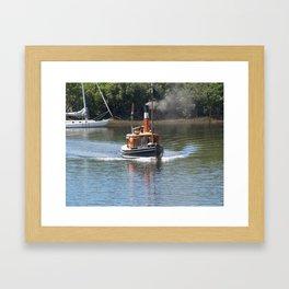 Steam Power 3 Framed Art Print