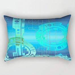 Teknico Rectangular Pillow