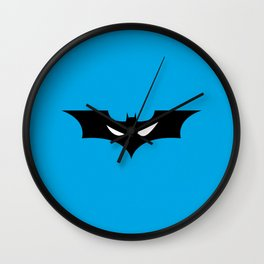Batman_02 Wall Clock