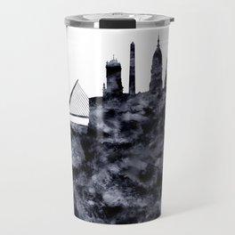 Buenos Aires Skyline Argentina Travel Mug