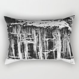 Miller's Creek Icicles Rectangular Pillow