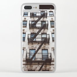 Soho XIII Clear iPhone Case