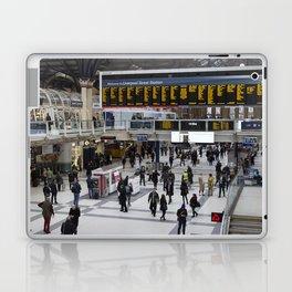 Liverpool Street Station London Laptop & iPad Skin