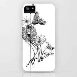 Chord of Crinoids iPhone Case