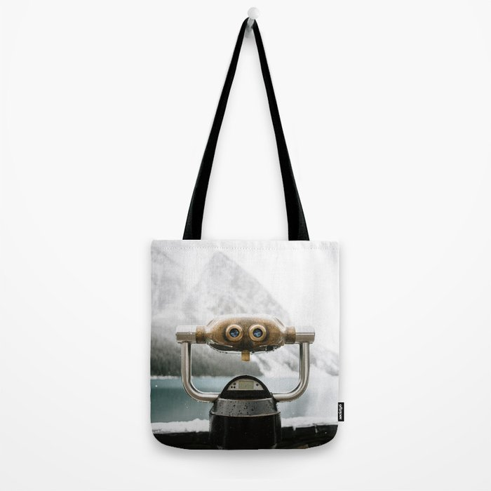 Lake Louise #landscape #society6 Tote Bag