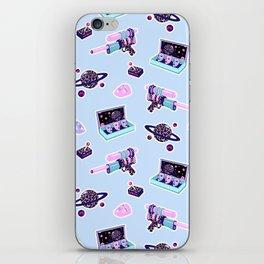 Cosmic Fight III iPhone Skin