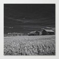 farm Canvas Prints featuring Farm by Jean-François Dupuis
