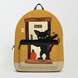 Good-bye Backpack
