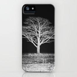 Bitter Night iPhone Case