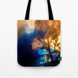 Hollyhock Tote Bag