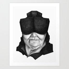 MI VIDA HA SIDO EXTRAORDINARIA 7 Art Print