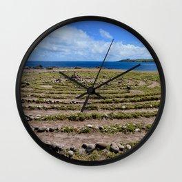 centering Wall Clock