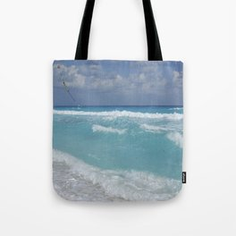 Carribean sea 3 Tote Bag