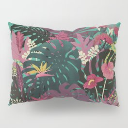 Tropical Tendencies Pillow Sham