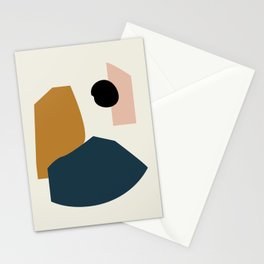 Shape study #1 - Lola Collection Stationery Cards