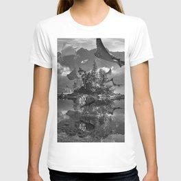 Rays Lake T-shirt