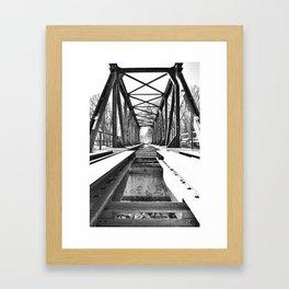 Bridge 5 Framed Art Print