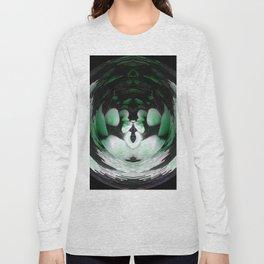 Mushrooms 3-D Long Sleeve T-shirt