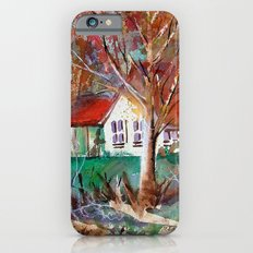 Country Cottage Slim Case iPhone 6s