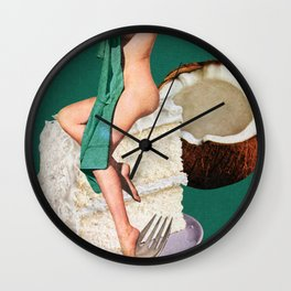Vanilla Wall Clock
