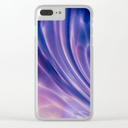 Splitting Shell Clear iPhone Case