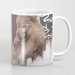 A camel in Morocco Coffee Mug
