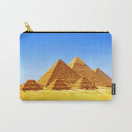 The Pyramids At Giza Carry-All Pouch