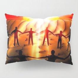 A Sunset Retreat Pillow Sham