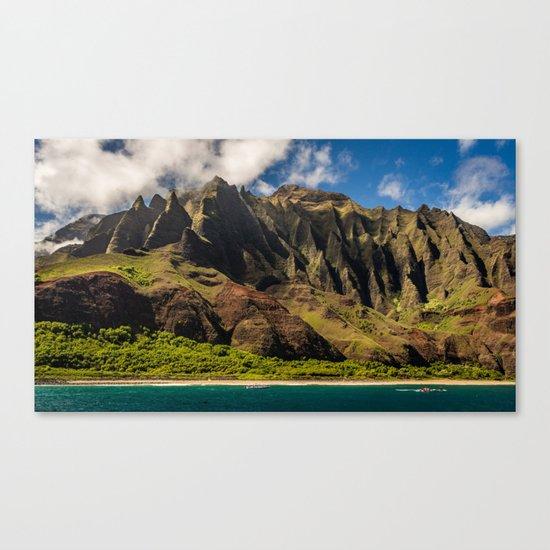 Kapaa, Hawaii Canvas Print