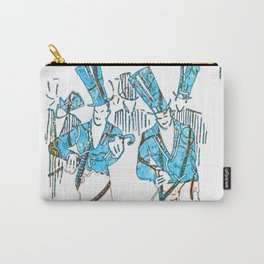 Southern Gentle?men Carry-All Pouch