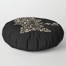 Sherlock Holmes Floor Pillow