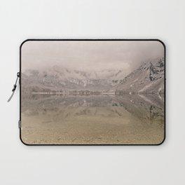 Lake Bohinj Reflection Laptop Sleeve