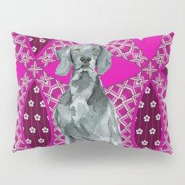 Kiki in pink Pillow Sham