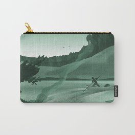 Young Man and the Sea No 4 Carry-All Pouch