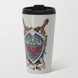 The shield Travel Mug