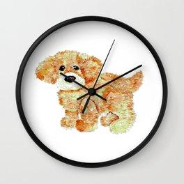 Bramble Wall Clock